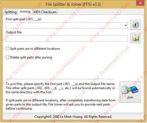 Phần mềm ffsj