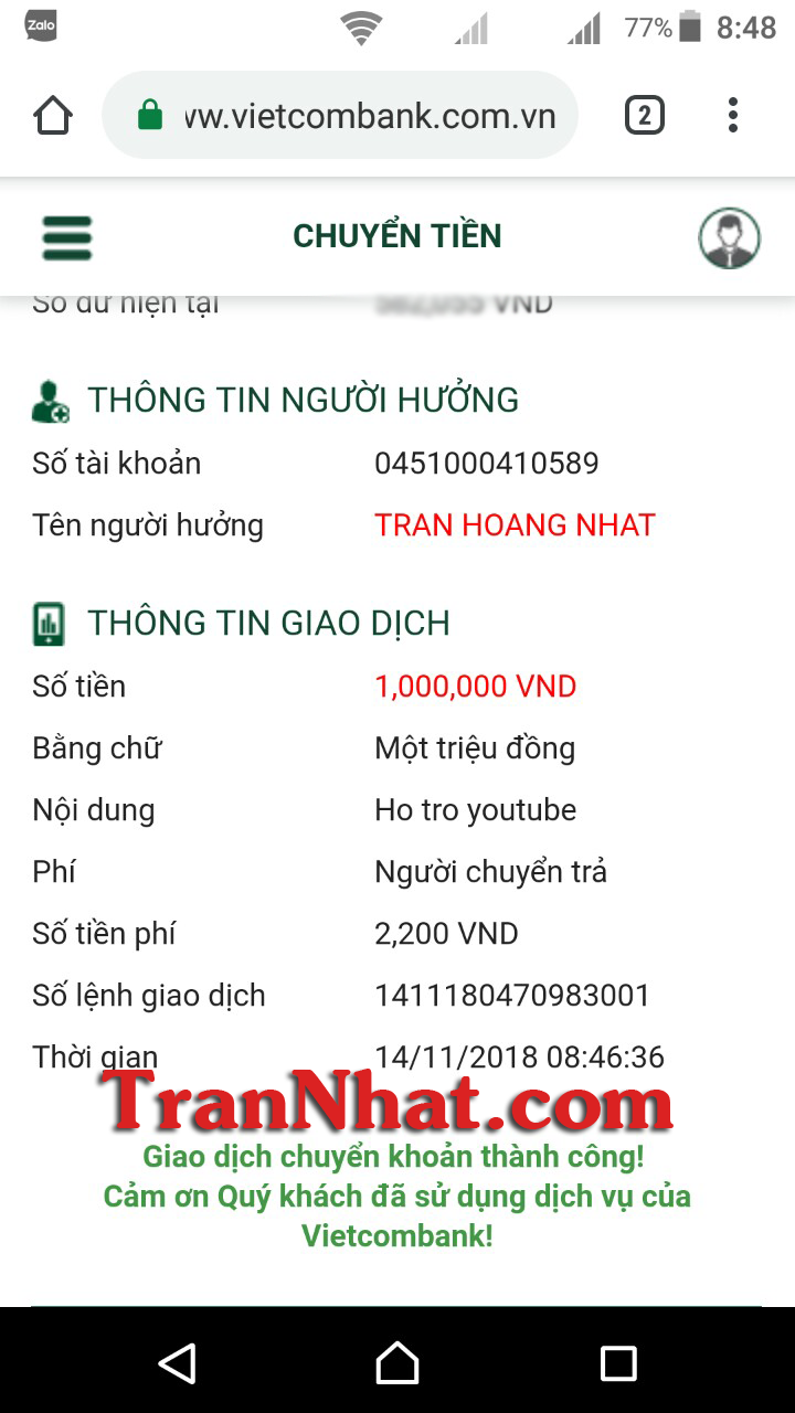 tăng sub youtube 2019