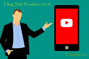 Tăng sub youtube thật giá rẻ