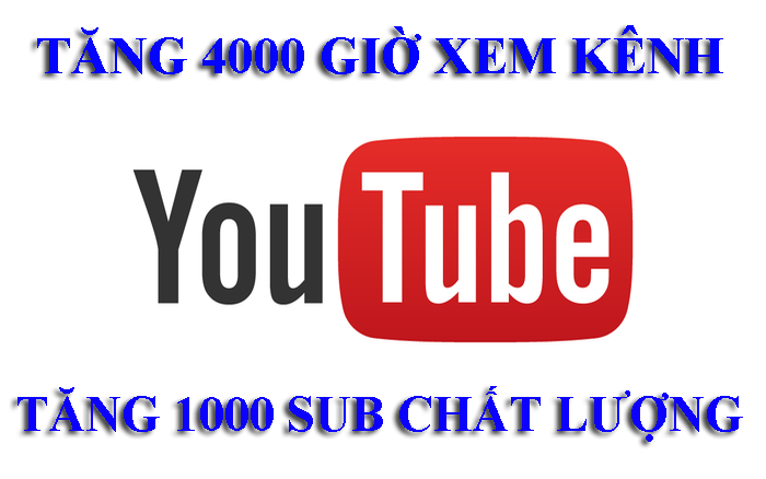 Cách đạt 4000 giờ xem kênh Youtube và 1000 subscribe để bật kiếm tiền