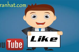 cách tăng like cho video youtube
